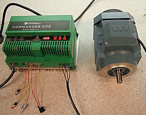 Testing Vfd And Ac Induction Motor
