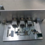 mounted PCB